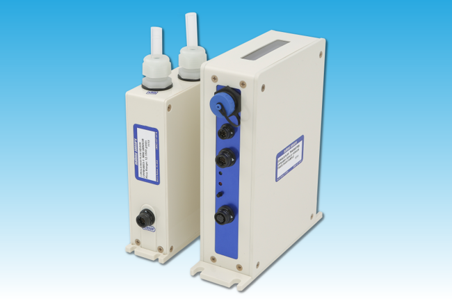 Picture of CPFM-8800 Series Coriolis Mass Flow Meters