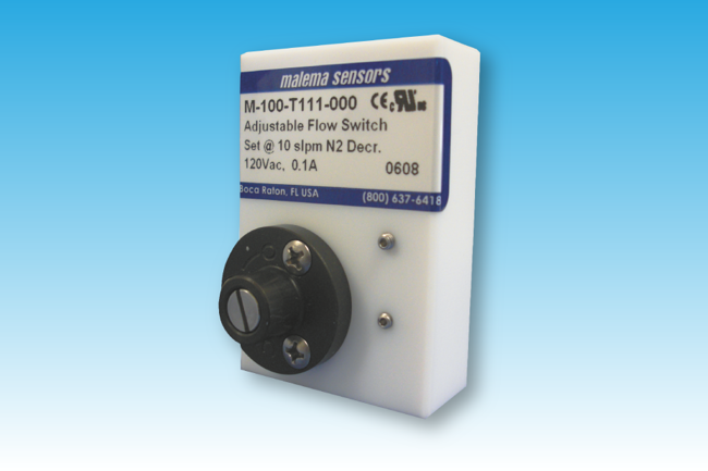 Picture of M-100 Series Adjustable Flow Switches