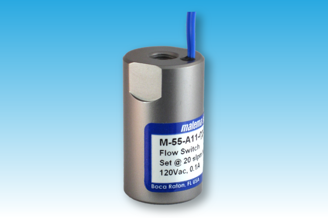Picture of M-55 Series Fixed Set Point Flow Switches