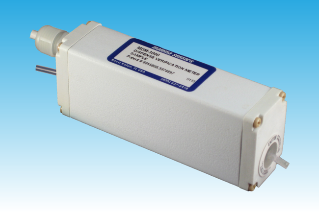 Picture of MDM-3000 Dispense Verification Meter