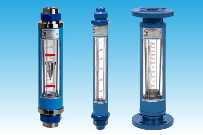 Picture of 6000 Series Glass Tube Rotameters