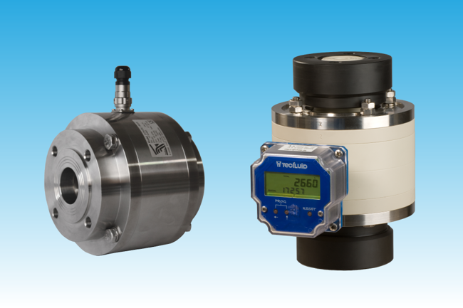 Picture of COVOL Series Oscillating Piston Flow Meters
