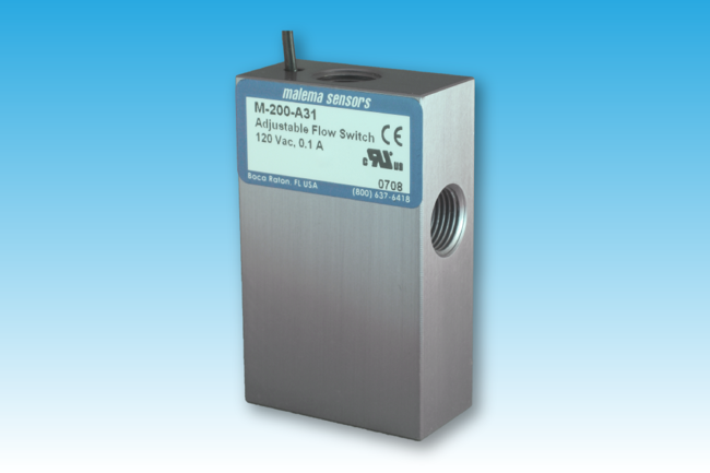 Picture of M-200 Series Adjustable Flow Switches