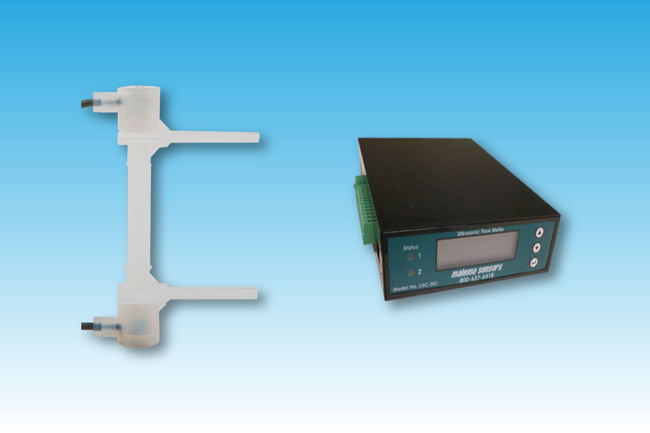 Picture of M-2111 Ultrasonic Flow Meter