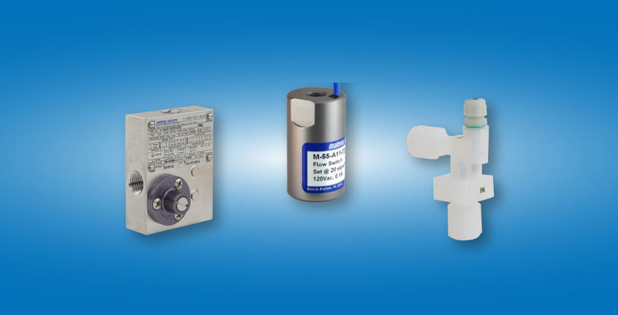 Customizable Flow Switches for All Industries